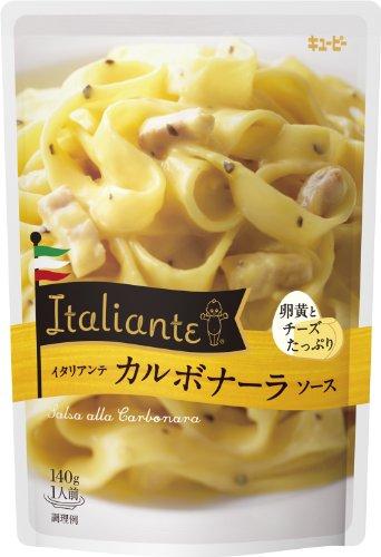 Italiante カルボナーラソース 140g×8個