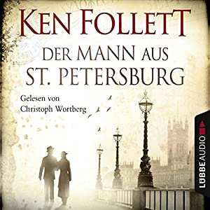 Der Mann aus St. Petersburg Audiobook