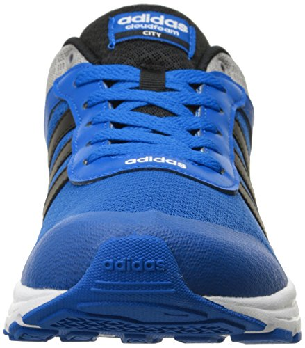 adidas neo s cloudfoam vs city shoes blue black white