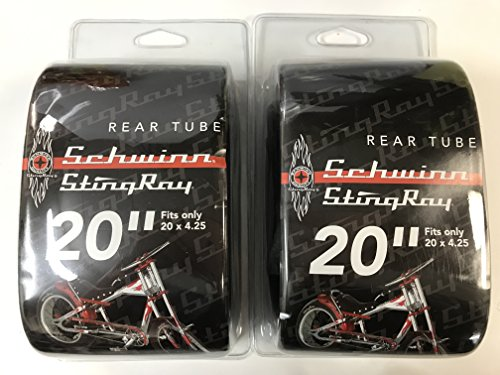 2x Schwinn Stingray Lowrider 20x 4 1/4`` Bike Inner Tube NEW PACKAGE