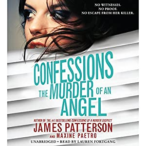 Confessions: The Murder of an Angel Audiobook