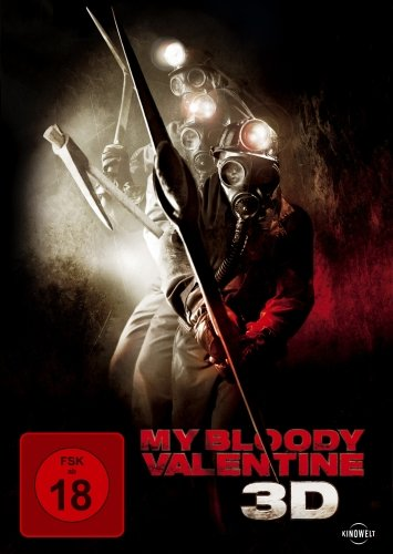 My Bloody Valentine 3D [2 DVDs]