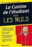 La Cuisine de l'étudiant Poche pour les Nuls