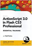 img - for ActionScript 3.0 in Flash CS3 Professional Essential Training book / textbook / text book
