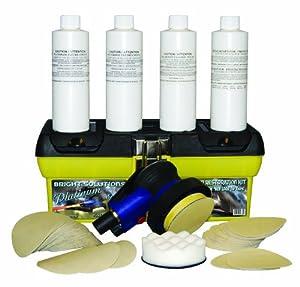 Symtech Bright Solutions Headlamp Platinum Series Restoration Kit from Symtech