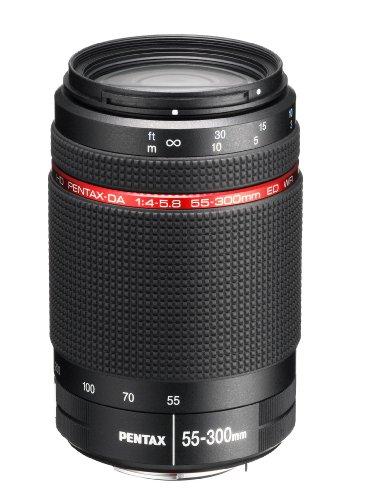 Pentax Hd Da 55-300Mm F/4-5.8 Ed Wr 55-300Mm Zoom Lens For Pentax Kaf Cameras