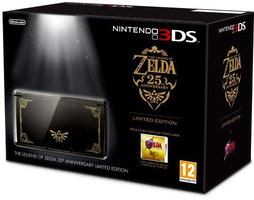 Nintendo 3DS + Legend of Zelda - Ocarina of Time 3D