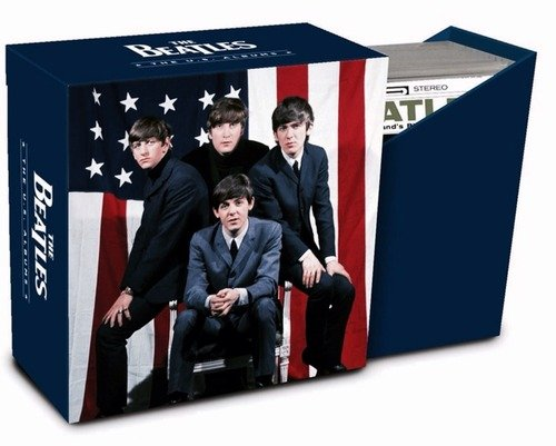 The Beatles – The U.S. Albums [13CD Box Set] (2014) FLAC