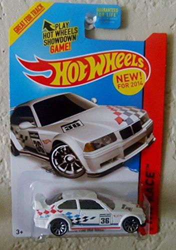 2014 Hot Wheels Hw Race - BMW E36 M3 - 1