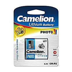 Camelion CRP2-BP1 Button Cell Battery