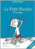Histoire à décorer Le Petit Nicolas - A la plage