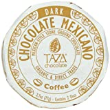Taza Chocolate Mexicano Chocolate Disc, Coffee, 2.7 Ounce