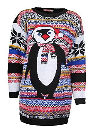 colorful Christmas sweater