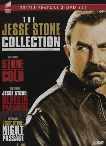 DVD : Stone Cold/ Jesse Stone: Death In Paradise/ Jesse Stone: Night Passage (3 Pack, 3 Disc)