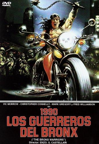 1990 : Los Guerreros Del Bronx (1990: I Guerrieri Del Bronx) Director: Enzo G. Castellari.