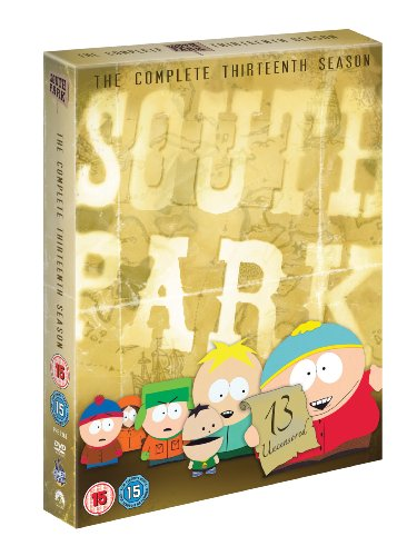 South Park Season 13 [DVD]