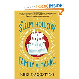 The Sleepy Hollow Family Almanac - Kris D'Agostino
