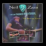 Neil Zaza - Live On Crooked River Groove-The Backing Tracks