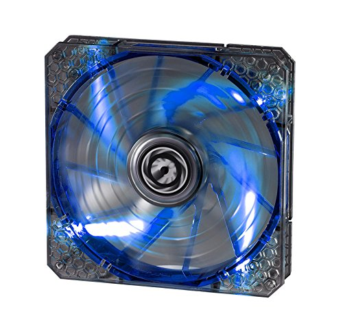 Bitfenix Bff-Lpro-14025B-Rp Spectre Pro 140Mm Led Case Fan, Blue