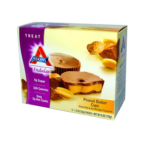 Atkins Endulge Peanut Butter Cups - 5 Packs