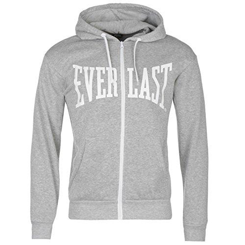 everlast-herren-hoody-zip-hoodie-langarm-kapuzenpullover-pullover-sweatshirt-grau-medium