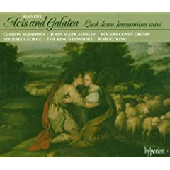 Handel: Acis and Galatea, Look down, harmonious saint