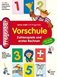 Fragenbär Vorschule: Zahlenspiele und erstes Rechnen
