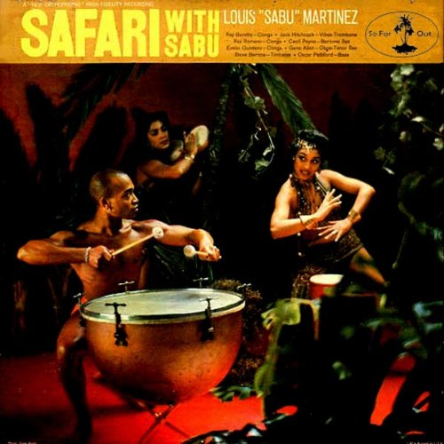 Safari With Sabu by Sabu Martinez