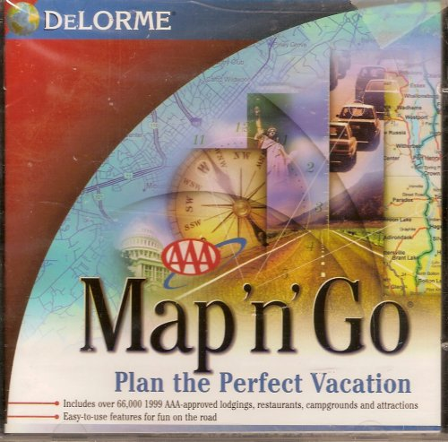 Map 'n' Go-Plan The Perfect Vacation