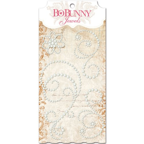 Bo Bunny Self-Adhesive Jewels Frosting (Bo Bunny Press compare prices)