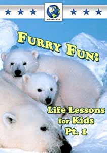 Furry Fun: Life Lessons for Kids Pt.1
