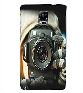 SAMSUNG GALAXY NOTE 4 CAMERA Designer Back Cover Case By PRINTSWAG