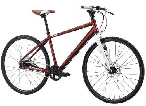 Mongoose Sabrosa Ocho Commuter Bike - 29-Inch Wheels (Extra Large)
