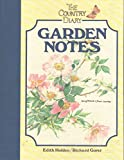 Country Diary Garden Notes (0030007496) by Holden, Edith