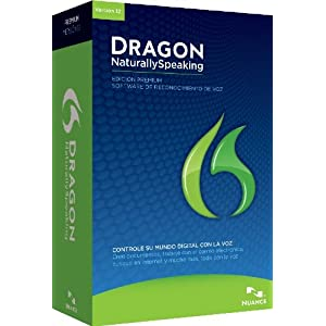 Dragon NaturallySpeaking Premium 12 Spanish