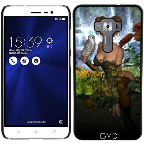 hulle-fur-asus-zenfone-3-ze552kl-jager-by-dedoma