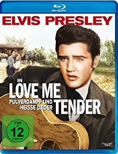 Elvis Presley - Love me tender [Blu-ray]