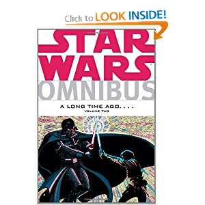 Star Wars Omnibus: A Long Time Ago... Vol. 2 by Archie Goodwin, Chris Claremont, Others and Carmine Infantino
