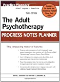 img - for The Adult Psychotherapy Progress Notes Planner (PracticePlanners) book / textbook / text book