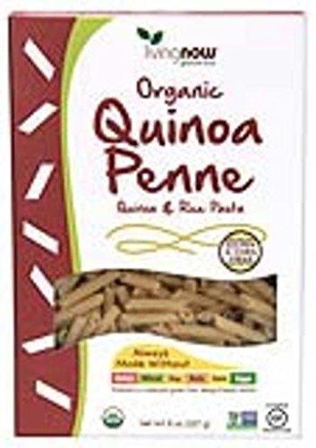 Now Foods Quinoa Penne Pasta, 8 Ounce (Corn Free Quinoa Pasta compare prices)