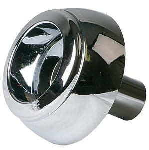 Siamp - Wc - Bouton 22/33a chromé - : 34 3350 07