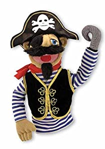 Melissa Doug Pirate Puppet from Melissa & Doug