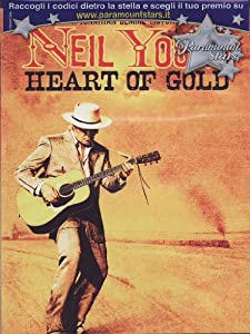 Neil Young - Heart Of Gold (2 Dvd)