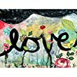 Lang Love Assorted Boxed Note Cards by Kelly Rae Roberts, 5.25\