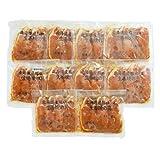 北海道産豚ロース 生姜焼き 10袋セット
