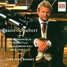 Schubert: 4 Impromptus Op. 90, Allegretto D. 915, Ungarische Melodie D. 817 & Sonata D. 958