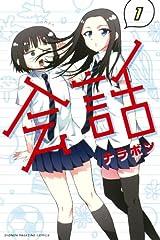 女子高生2人の漫才のようなやり取りを描くギャグ漫画「会話」