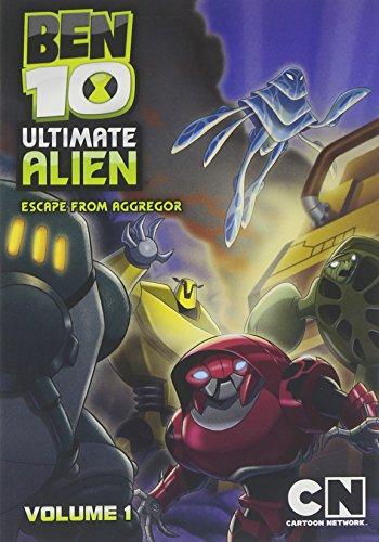 Cartoon Network Ben 10 Ultimate Alien Volume One