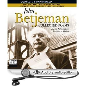 John Betjeman: Collected Poems (Unabridged)