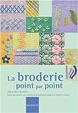 echange, troc Betty Barnden - La Broderie point par point